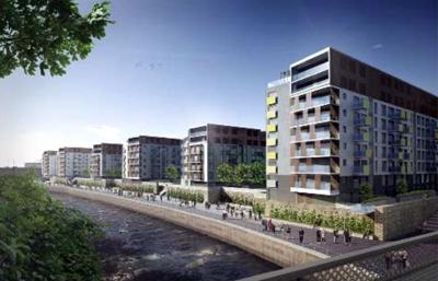 the fantastic Beith Street development proposal