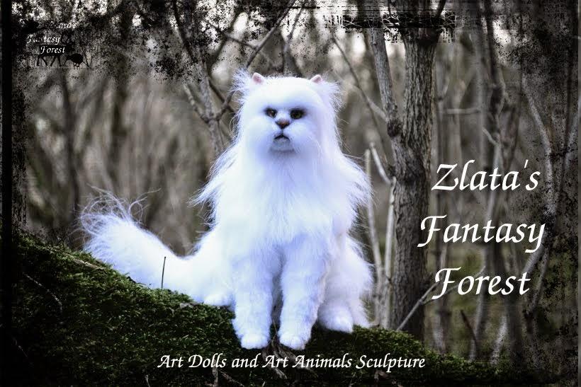 Zlata's Fantasy Forest
