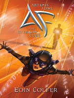 Cover of Artemis Fowl and the Eternity Code by Eoin Colfer