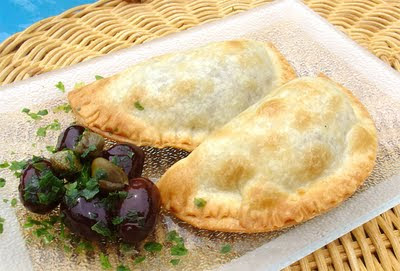 Empanadillas de tapenade