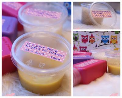 kosmetyki ręcznie robione