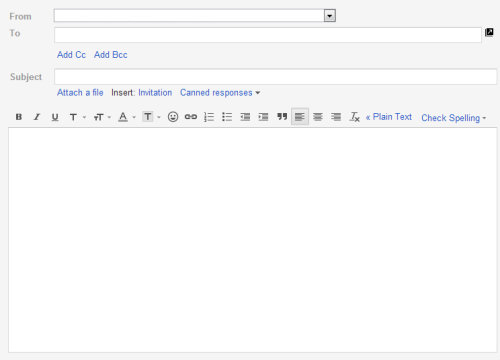 Why Gmail Redesigned the Compose Interface