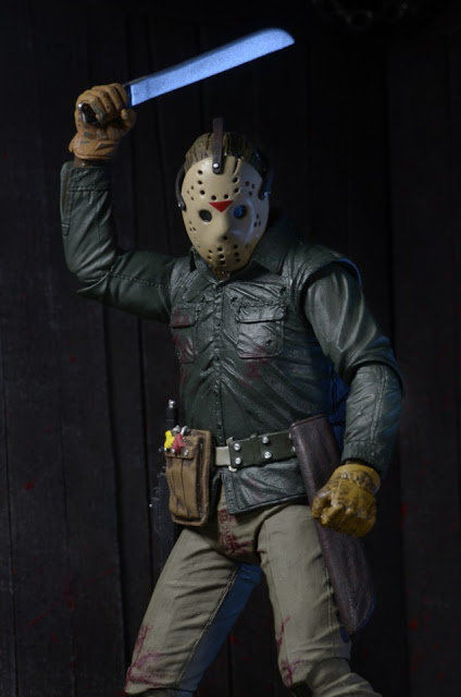 Neca Unveils New Figures About Horror Icons Ultimate Jason From
