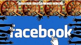 Biblioteca no Facebook