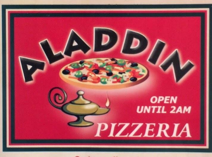 ALADDIN PIZZERIA & Eatery