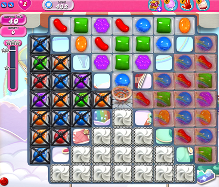 Candy Crush Saga 432