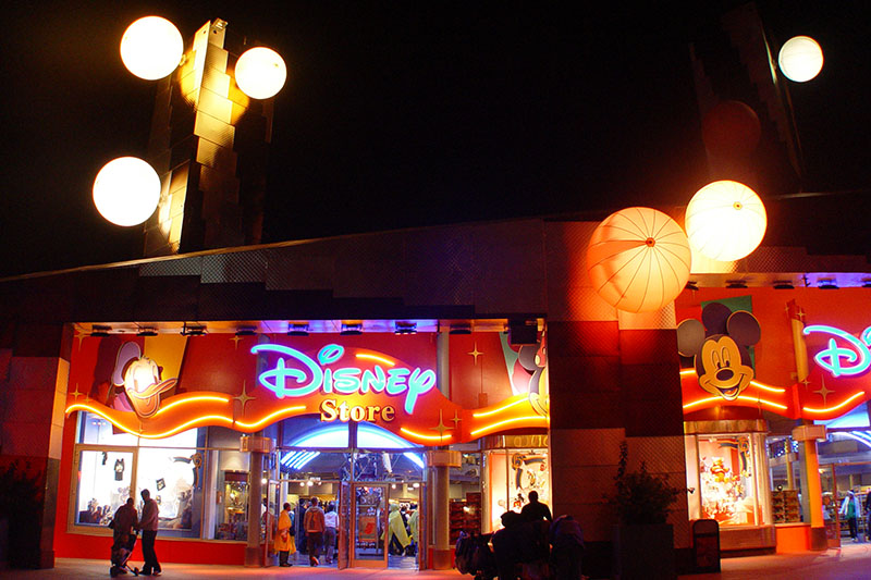 Disneyland Resort Paris' Disney Village