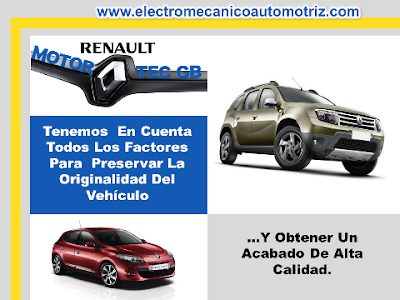 Servicio Electromecanico Automotriz - Motortec GB