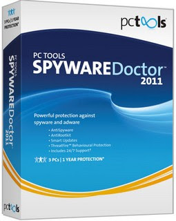 antivirus PC Tools Spyware Doctor 2011 8.0.0.652 Final