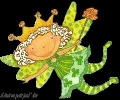 La petite fée verte