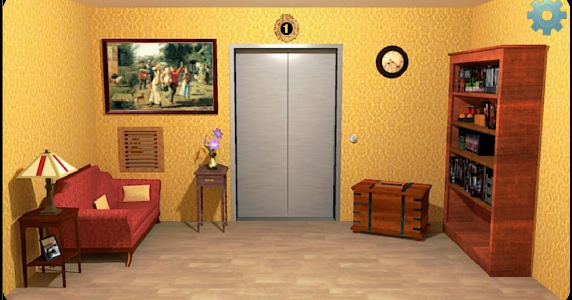 Room Escape Baba Yaga