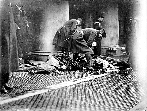 the triangle shirtwaist fire of 1911 It was the deadliest workplace accident in new york city's history.