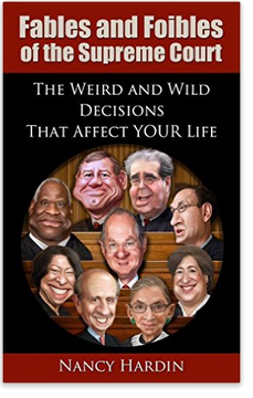 Fables and Foibles of the Supreme Court by Nancy Hardin - book review