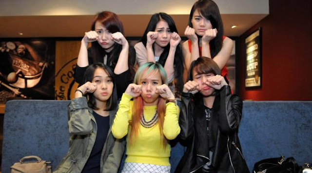 Mantan Personil Cherrybelle Bentuk Girld Band Baru