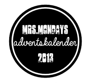 "Give aways hos ""Mrs.Mondays"""
