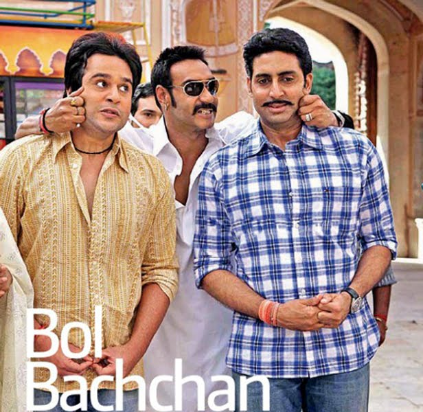Bol Bachchan Hindi Movie Download HD p - MoviesCouch
