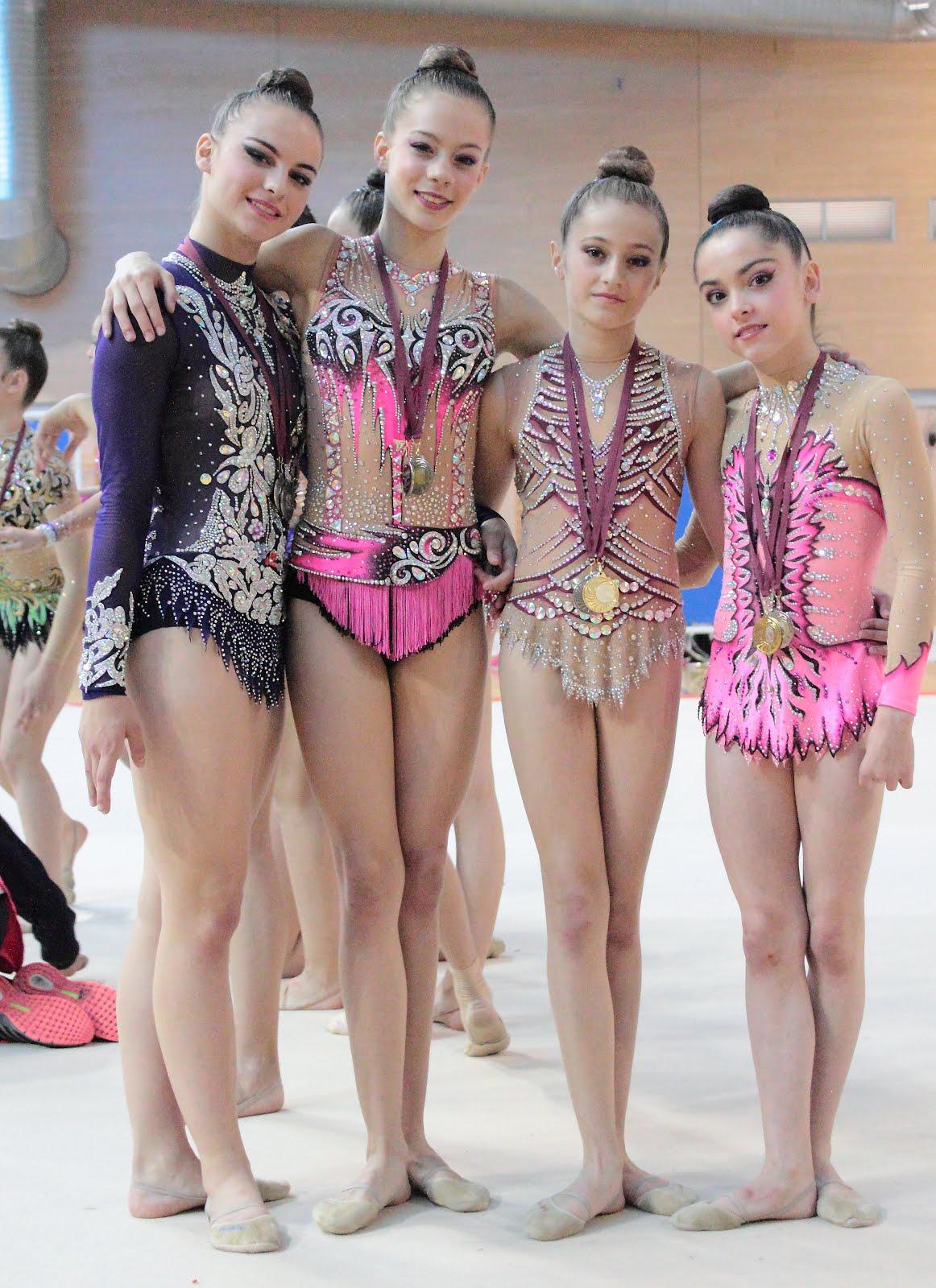 Equipo Infantil nivel absoluto. Finalistas y 6ª de España en Guadalajara