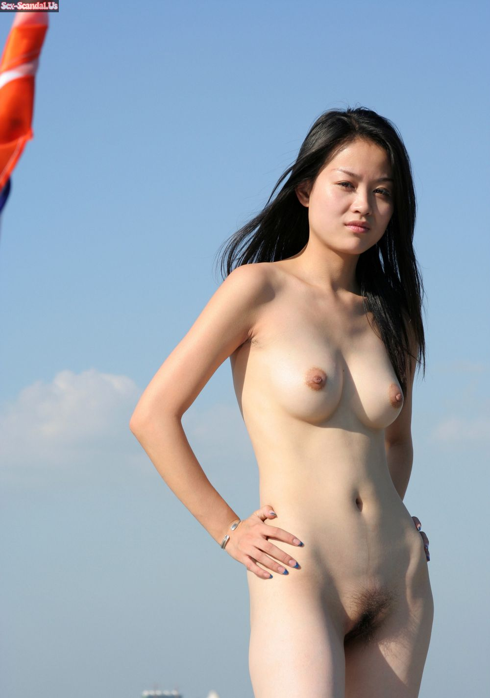 Asian girl camille yang downloaded stuff 1