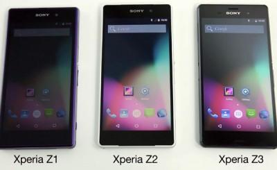 Didesak Update Lollipop di Non-Xperia Z Series, Sony Pilih Bungkam