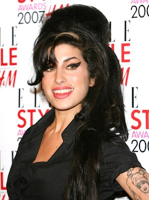 Amy Winehouse Tattoo Designs