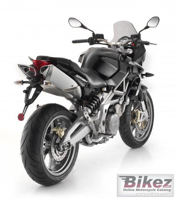 2012 aprilia shiver 750 gt abs sportbike motorboxer. Black Bedroom Furniture Sets. Home Design Ideas