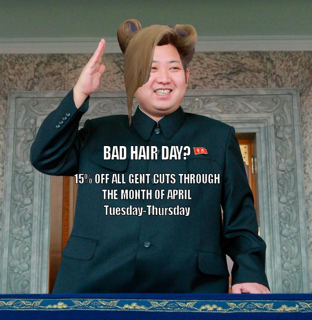 Kim Jong Um - A Flock of Seagulls