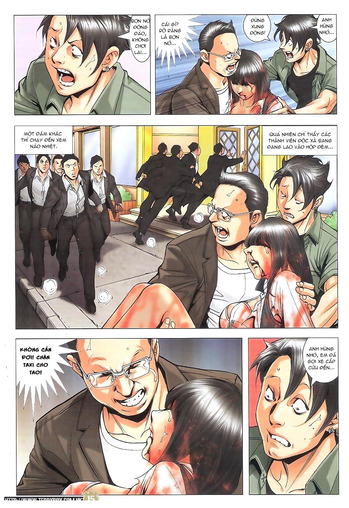 Người Trong Giang Hồ Chap 1803 - Next Chap 1804