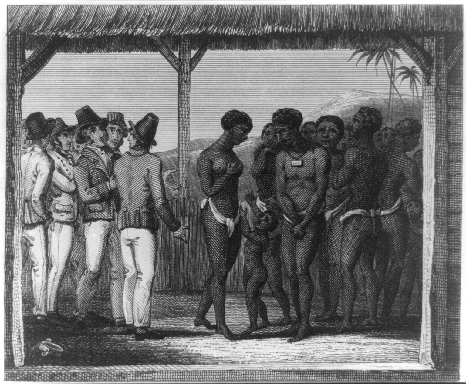 america the breaking of the shackles of slavery A disturbing but powerful portrayal of slavery in america 3 november 2013  there is a moment in '12 years a slave' when, as a form of punishment,.
