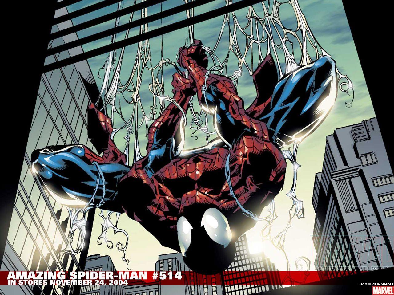 marvel comics wallpaper spider - photo #47