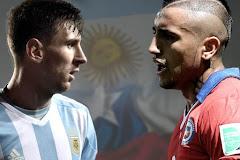 Argentina va por el sueño de la Copa América