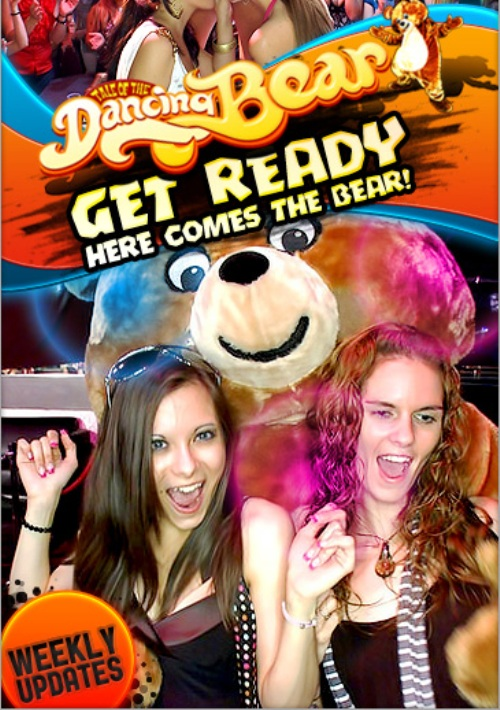Dancing bear the girls are outta control