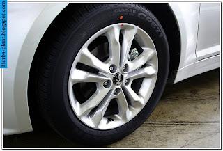 Kia optima car 2013 tyres/wheel - صور اطارات سيارة كيا اوبتيما 2013