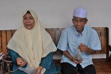Emak dan Ayah Tercinta :)