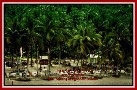 modisi, pantai modisi, Bolsel, Bolaang Mongondow Selatan, Pinolosian, molibagu, Humas Bolsel