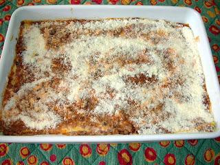 Olasz gasztronómia - lasagne