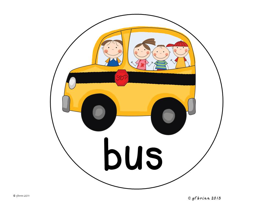 Cooperative Learning 9 Amp Little Bus Flash Freebie