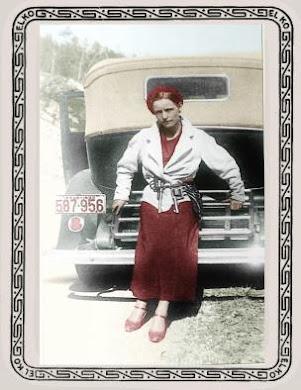 Bonnie Parker !