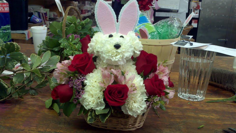 Bouquet of Books: F is for Floral Arrangements