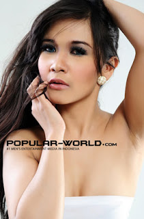 Anindita Putri for Popular World BFN 2012
