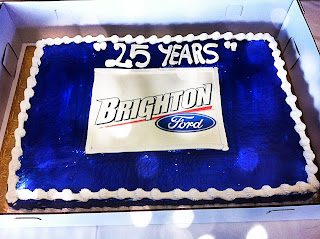 Brighton Ford Celebrates 25th Anniversary
