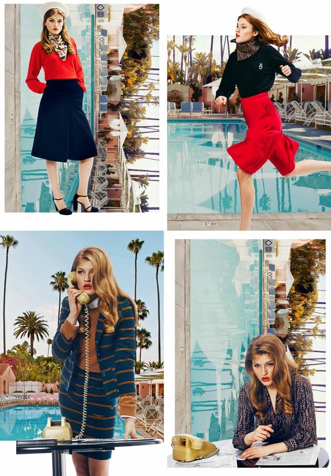 Blog mode, vetements fashion, fashion blog -Peter Jensen AW 2014 - 1