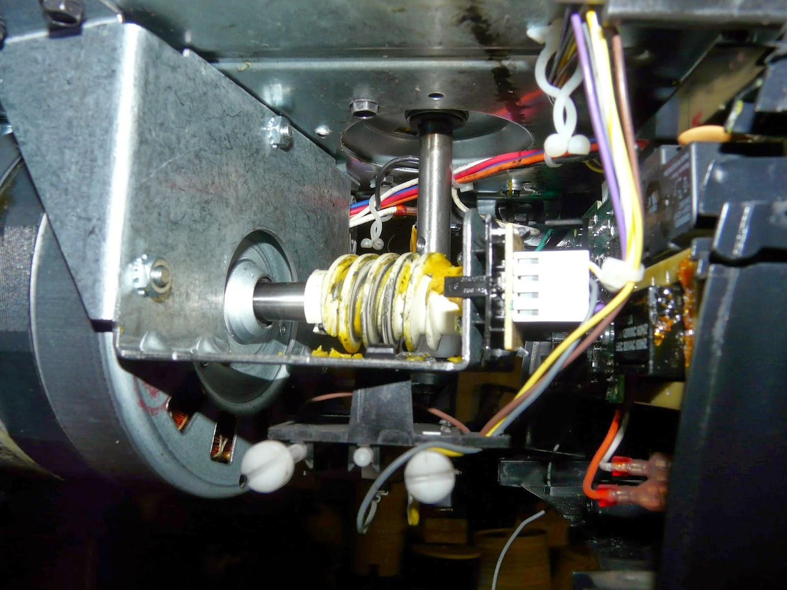 The Quot Secret Quot Is Gratitude Replacing A Garage Door Gear
