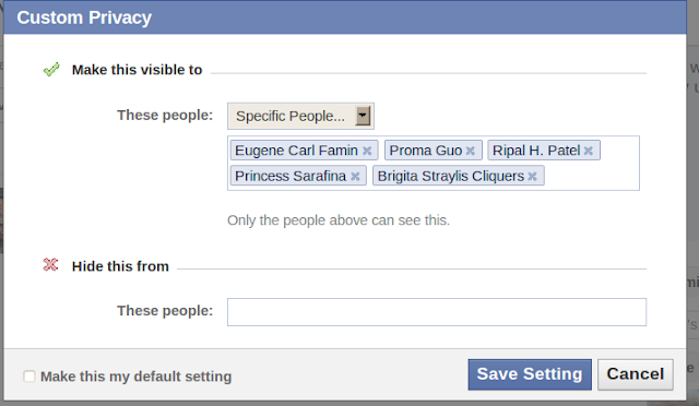 how to see all your friends statuses on facebook