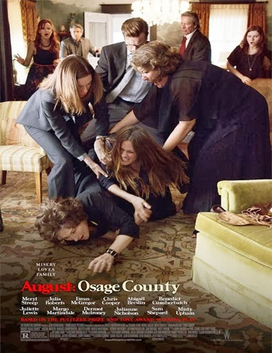 Ver August: Osage County (Agosto) (2013) Online