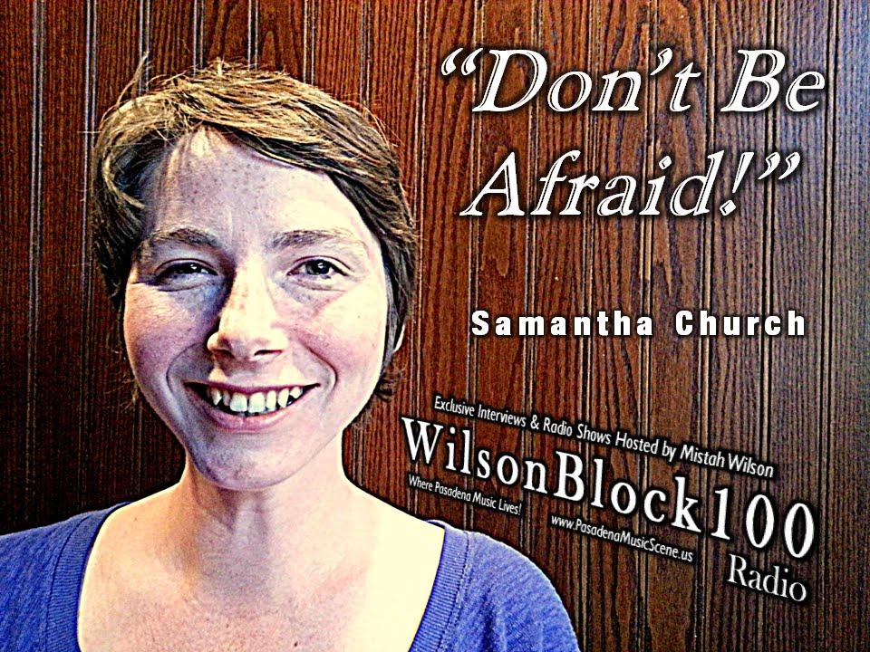 Samantha Church Interview