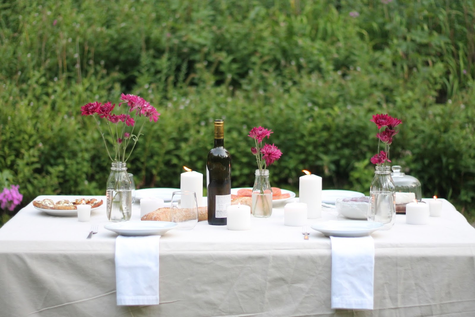 Outdoor Entertaining | Harvest Party - Coordinately Yours by Julie