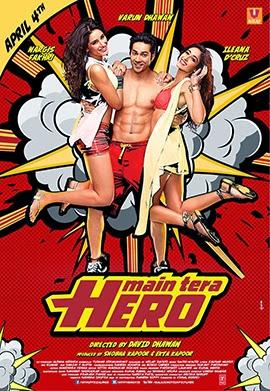 Người Hùng Của Em - Main Tera Hero (2014) Vietsub