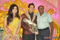 Celebraties at Actor Bharat n Jessy Wedding Reception Photos+%2528154%2529 Actor Bharath n Jessy Wedding Photos