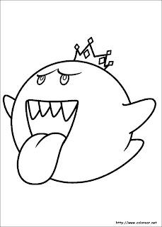 Dibujos de Mario Bros