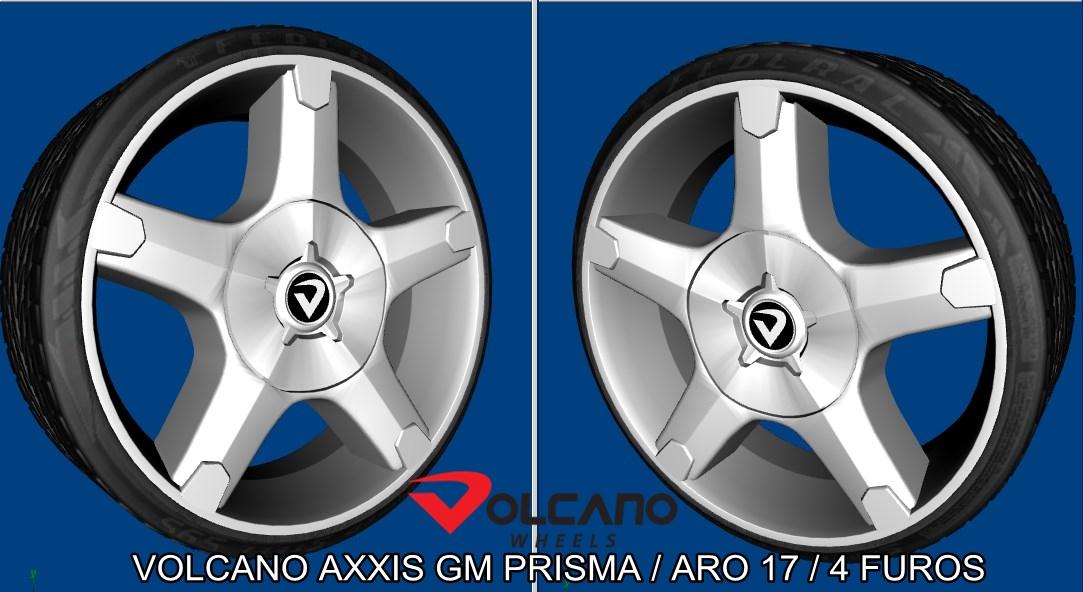 Ekipclandestinosgta Volcano Wheels Axxis Gm Prisma Aro